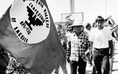 jackson avenue eastbound – cesar chavez & the farm workers movement